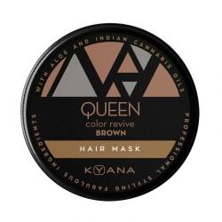 Kyana Queen χρωμομάσκα – καφέ