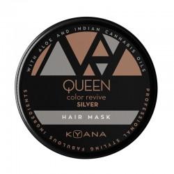 Kyana Queen χρωμομάσκα – ασημί