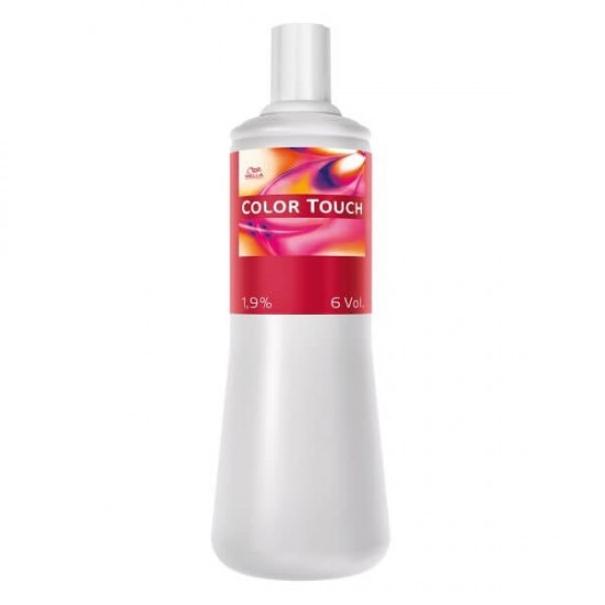 Wella Professional Color Touch Emulsion 1.9 6% Volume 1000ml