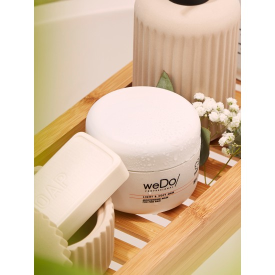 weDo Professional Light & Soft Shampoo 100ml