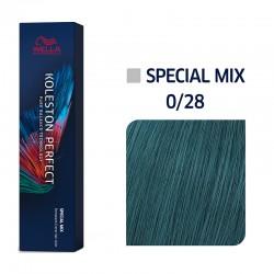 Koleston KPME SPECIAL MIX 0/28 60ml ΜΑΤ ΜΠΛΕ