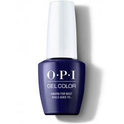 "OPI GelColor ""Award for Best Nails goes to…"""