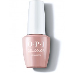 """OPI GelColor """"I'm an Extra """""""