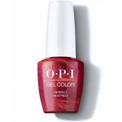 "OPI GelColor ""I'm Really an Actress """