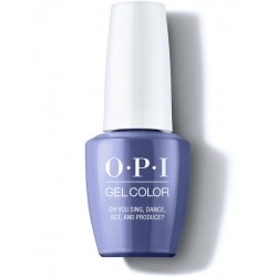 "OPI GelColor ""Oh You Sing, Dance, Act, and Produce? """