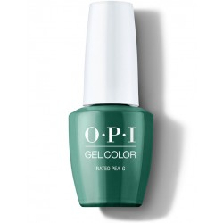 "OPI GelColor ""Rated Pea-G"""
