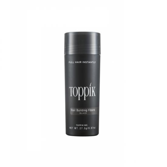 Toppik Hair Building Fibers Regular Black 27.5gr