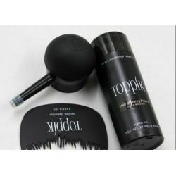Toppik Hair Building Fibers Regular Black 55gr
